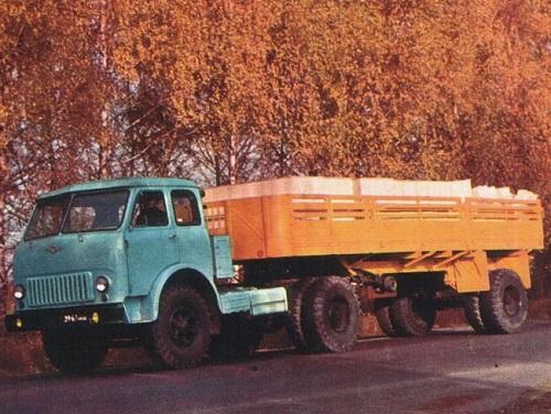 прицеп МАЗ-5245