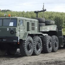 Автомобиль МАЗ-537. Техобслуживание