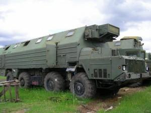 МАЗ-543 УРАГАН