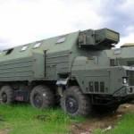 "Агрегат 15Т117 на МАЗ-543М (""Ураган"")"