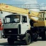 Автокран КС-35714К «Ивановец»