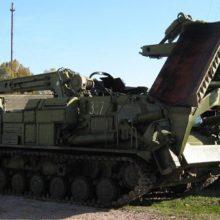 Путепрокладчик БАТ-2