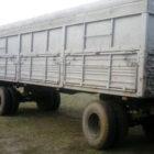 Двухосный автомобильный прицеп МАЗ-8378