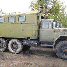 Кузов-фургон КМ-131 на ЗИЛ-131