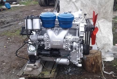 Двигатель ЯАЗ-М204