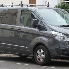Ford Transit: передний или задний привод?