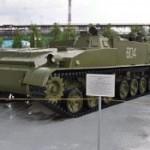 ГМЗ-2 – гусеничный минный заградитель