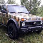 "Lada 4x4 Bronto ""Рысь"""