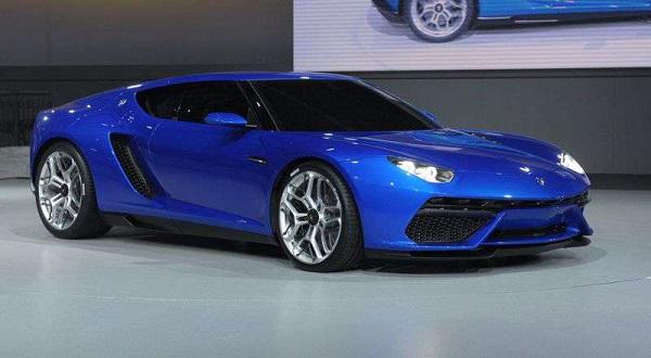 Мировая премьера: Lamborghini Asterion