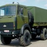 Обзор грузовика МАЗ-6317