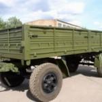 Прицеп МАЗ-8926