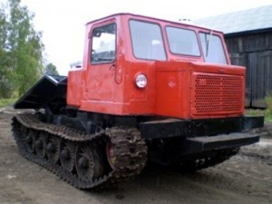 трелевочный трактор тт 4