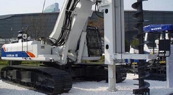 Буровая установка Zoomlion ZR-220