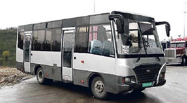 Мичуринский автобус МАРЗ-4251