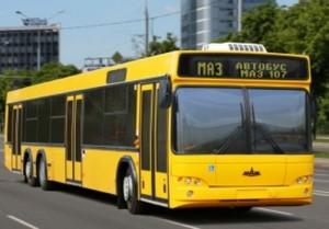 автобус маз 107