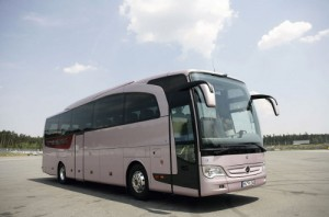 автобус mercedes benz travego