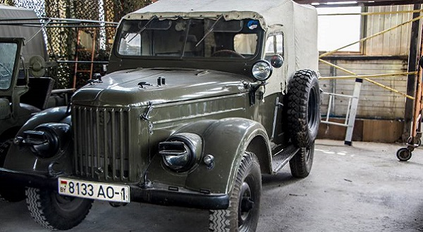 Автомобиль ГАЗ-76Б