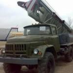 Буровая установка МРК-750