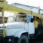 Буровая установка БКМ-1501