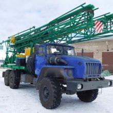 Буровая установка УРБ-ЗАЗ