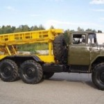 Буровая установка АЗА-3
