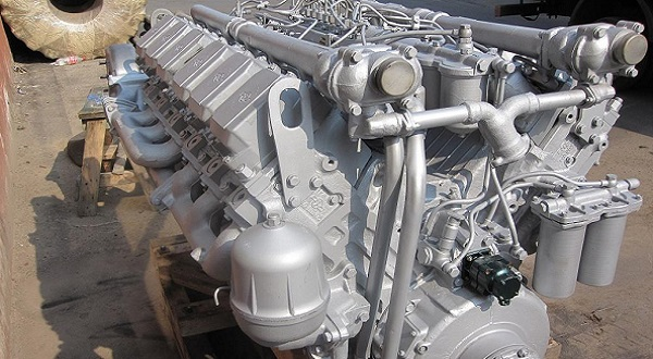 Двигатель ЯМЗ-238Н