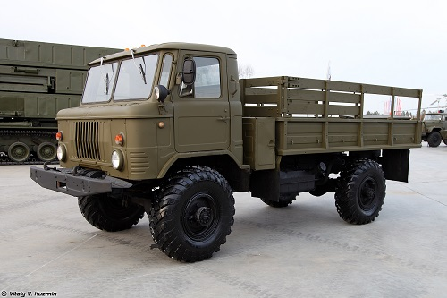 "Машина ГАЗ-66 ""Шишига"""