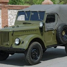 Автомобиль ГАЗ-69 и ГАЗ-69А. Правила эксплуатации