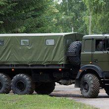 Грузовик МАЗ-6317