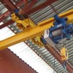 Использование кран-балки для складов