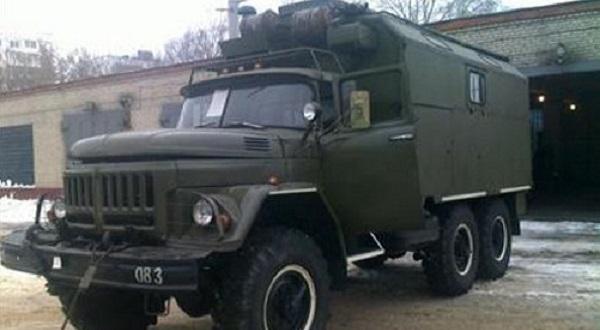 Мастерская ЭГСМ-60У