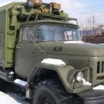 Подвижная автомобильная мастерская ПАРМ-3М