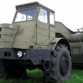 Скрепер МоАЗ-6014