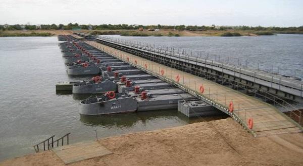 Мост НЖМ-56. Основные характеристики