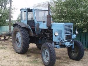 трактор мтз-5-