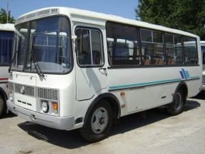 пассажирский автобус ПАЗ-32053