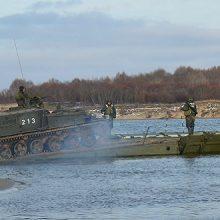 Переправка войск через водные преграды