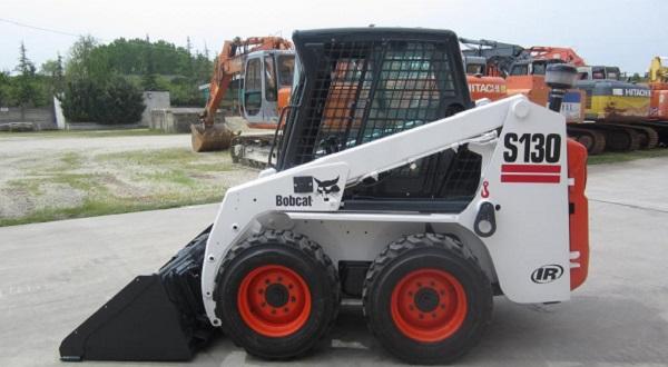 Погрузчик Bobcat S130