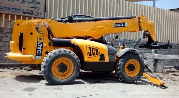 Погрузчик JCB 540-170
