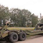 Полуприцеп ЧМЗАП-5247Г