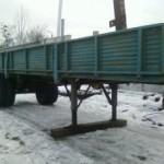 Полуприцеп ОдАЗ-885