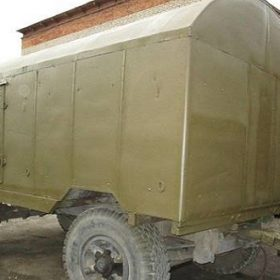 Прицеп-шасси МАЗ-5207ВШ