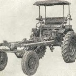 Самоходное шасси СШ-20
