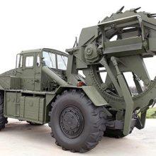Траншейная машина ТМК-2