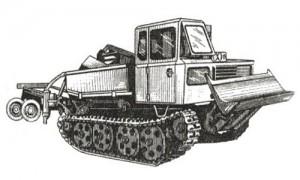 трактор лхт 55