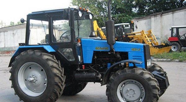 Трактор «Беларусь» МТЗ-100