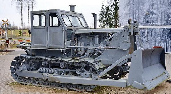 Трактор Т-100М