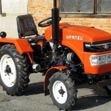 Трактор Уралец: виды, характеристики и сферы эксплуатации