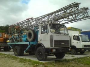 установка буровая урб-3а3