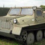 Вездеход ГАЗ-47